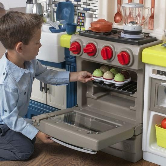 Buy Elegant Edge Kitchen For Kids Step2 Arabia
