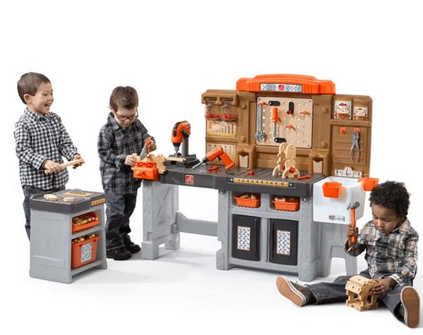 Pro Play Workshop & Utility Bench™